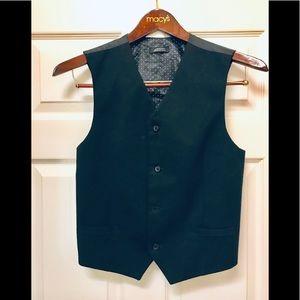 Boys Herringbone Vest